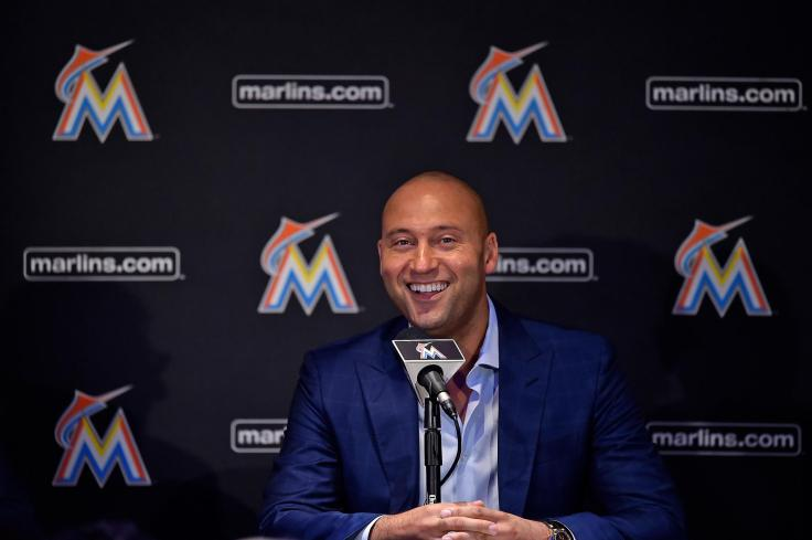 Derek Jeter Marlins conference .jpg