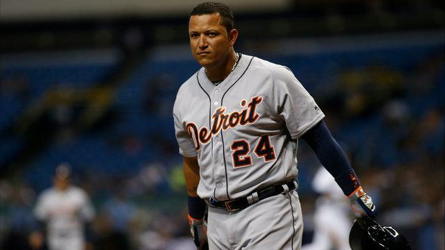 Miguel Cabrera Tigers