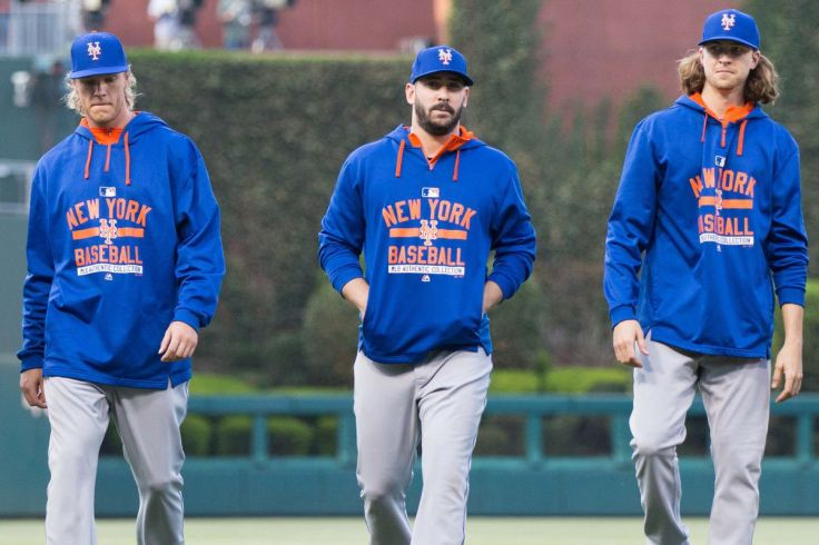 Thor, Matt Harvey, DeGrom