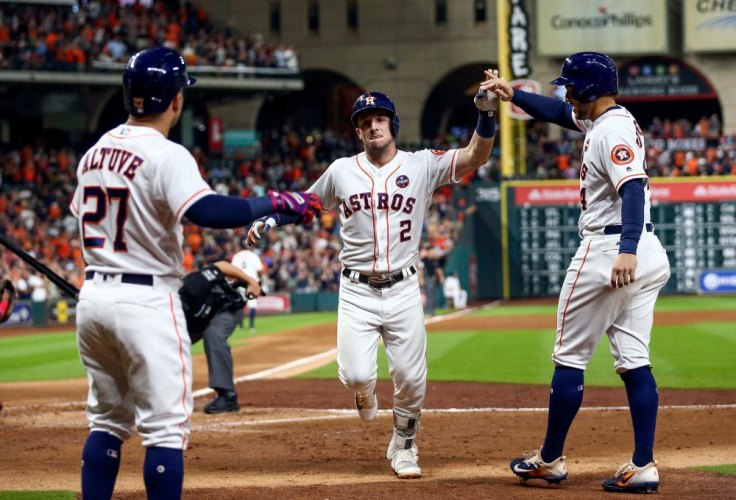Jose Altuve, Alex Bregman and George Springer.jpg